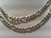 Silver Figaro Chain 925 Silver 11.9g